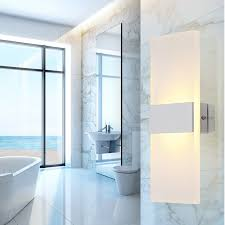 Led Bathroom Sconces Aliexpress Com Buy Modern Bedroom Wall Lamps Abajur Applique