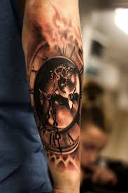 skull arm sleeve 54 mechanical sleeve tattoos