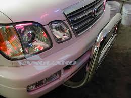 2000 lexus truck for sale vanguard 98 07 lexus lx470 bull bar front bumper protector guard s s