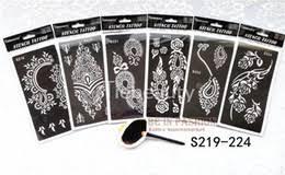 discount reusable henna tattoo stencils 2018 reusable henna