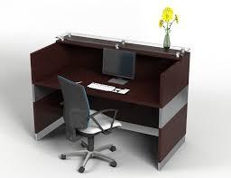Office Counter Desk 3d Counter Desk I Cgtrader