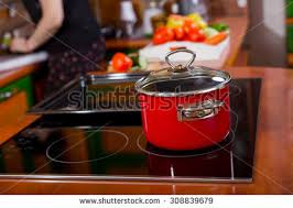 Pots And Pans For Induction Cooktop Induction Cooker Stock Images Royalty Free Images U0026 Vectors