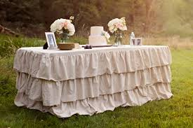 wedding linens cheap several things in wedding tablecloths as a part of wedding