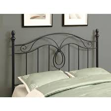 Black Metal Headboard And Footboard Best 25 Black Queen Headboard Ideas On Pinterest Queen Size