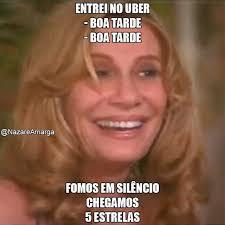 Meme Uber - dopl3r com memes entrei no uber boa tarde boa tarde