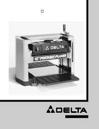 delta planer 22 540 user guide manualsonline com
