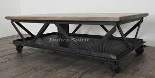Table Basse Bambou Maison Du Monde Table Basse Industrielle Maison Du Monde Table Basse Avec 4