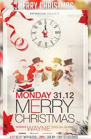 christmas flyer templates 2012 56pixels