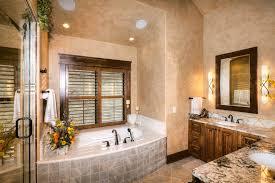 copenhagen granite with gray tile floor bathroom traditional and