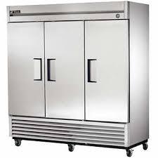 true 1388 l 49 cu ft commercial reach in dual swing door freezer