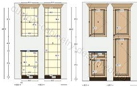 Kitchen Cabinet Drawer Construction Custom Cabinetry Specification Construction Tutorial To Build