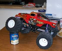 monster jam rc truck july soupercharged rides winner announced rc soup
