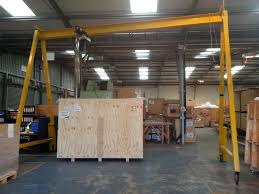 a frames for sale used 1 tonne a frame portable gantry system for sale lifting