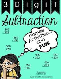 375 best add subtract with regrouping images on pinterest math