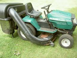 anyone use a simplicity riding mower home depot lowes gas