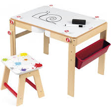 janod splash 2 in 1 convertible desk 09609 art and crafts for