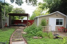 backyard austin casita bungalows for rent in austin texas