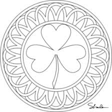 irish coloring pages adults archives mente beta