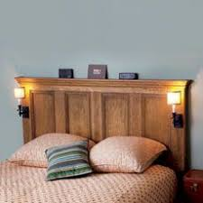 Headboard Woodworking Plans by How To Turn An Interior Door Into A Headboard Doors Interior