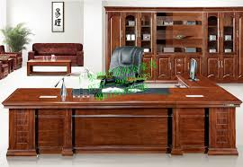 Office Wood Desk by Desk Boss Boss Desk Computer Desk Plate Upscale Corner Office Desk