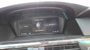 wrecking 2004 bmw 5 series c16625 sat nav youtube