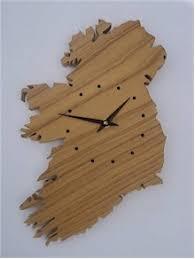irish clocks irish carved wood clocks by paul mcevoy
