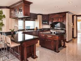 cherry wood honey prestige door kitchen cabinet brands reviews
