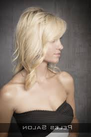 the chic medium haircuts for thick wavy hair hairstyles for thick wavy hair medium length shoulder curly