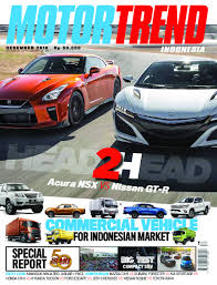 motor honda indonesia motor trend indonesia magazine december 2016 scoop