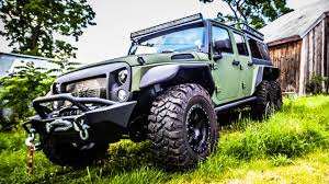 jeep wrangler hellcat another 6 6 jeep wrangler enters the market u2026 but this one is