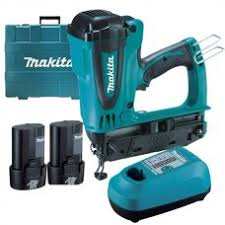 makita gf600se gas finishing nailer kit
