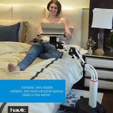 Laptop Desk Bed by Havit Ksr 01 Adjustable Mobile Laptop Desk Stand Havit Online