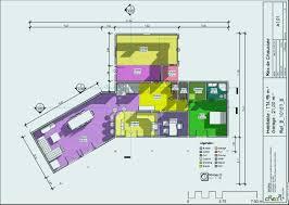 plan de maison plain pied 4 chambres avec garage plan maison 4 chambres suite parentale plan de maison plain