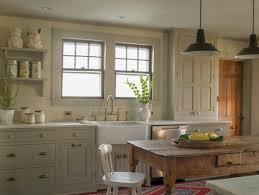 kitchen design rustic farmhouse kitchen table island exhaust