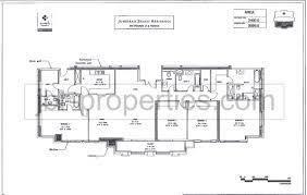 1 floor plans jbr floor plans jumeirah residence
