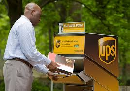 benefits of using a ups drop box how ups drop boxes make