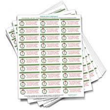 printable christmas address labels christmas holiday