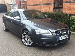 2008 audi a6 2 7 tdi le mans saloon diesel high spec in notting