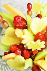 fruit bouque diy fruit bouquet the tasty bite
