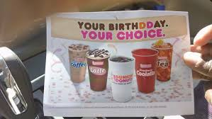 Free Is My Life Free On Your Birthday Drink Of Your Choice From