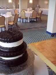 novelty wedding cakes oreo cookie novelty wedding cake wilmington nc carolina c flickr