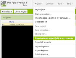 how to get source code from apk and packaging apps explore mit app inventor