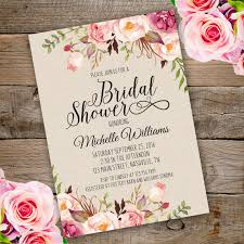 bridal luncheon bridal shower invitation template edit with adobe reader