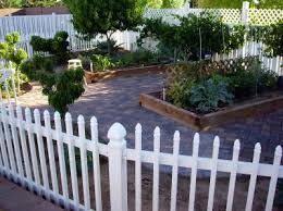 Patio Fence Ideas How To Build A Fence