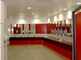 commercial bathroom lighting restrooms lexicon lighting