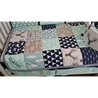 Baby Deer Crib Bedding Crib Bedding Handmade Products