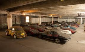 Bill Gates Cars Images by Fun To Be Bad Forgotten Corvette Collection Emerges From The Dust