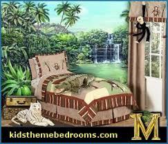 jungle bedrooms decorating jungle bedrooms rainforest bedroom
