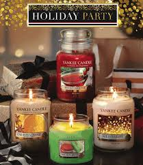 yankee candle new holiday party collection fragrances