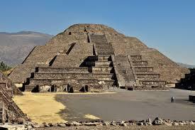 Teotihuacan Map Guadalupe Shrine U0026 Teotihuacan Pyramids